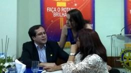 Alicério Campos, Cláudia Jacobsen e Lillian Carla