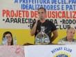 Eduardo dos Santos agradece ao convite para colaborar no projeto do Rotary