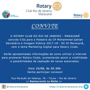 Marketing Digital para Rotary Clubs