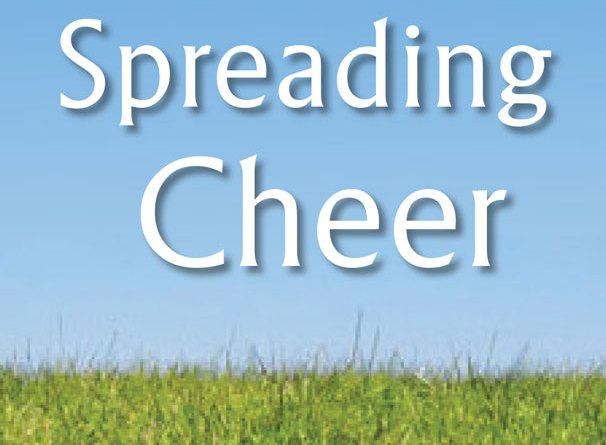 Spreading-Cheer