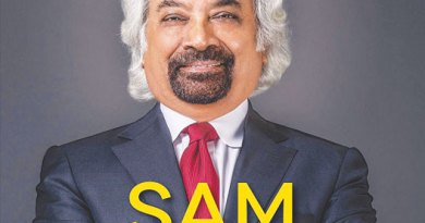 Dreaming Big-My Journey to Connect India Author: Sam Pitroda Publishers: Penguin Publishers Rs 700