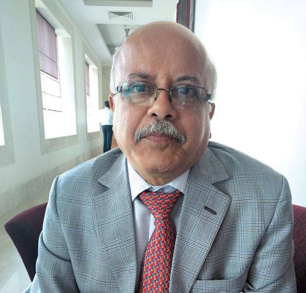 <strong>Dr. Vinay Kumar Pai Raiker, </strong>Gynaecologist, RC Panaji Midtown, D 3170