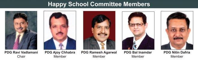 Happy-school-committee-members
