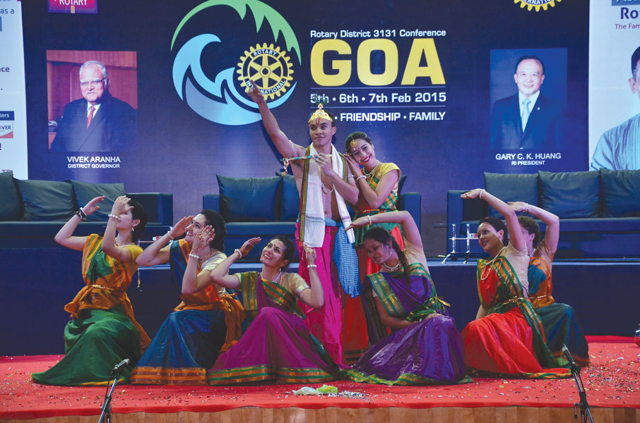 District 3131 rocked … at Goa | ROTARY NEWS