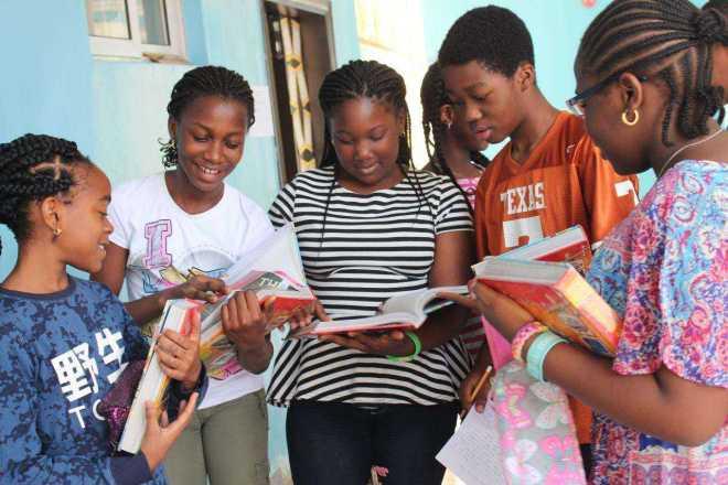 An international school in Abuja.