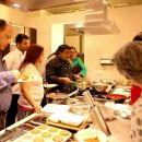 Desi cooking in German kitchen