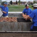 Rotary barbecues raise funds for scholarships