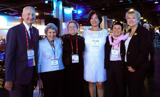 PRIP WiIliam B Boyd, Lorna Boyd, Deniz Alpay and other international delegates