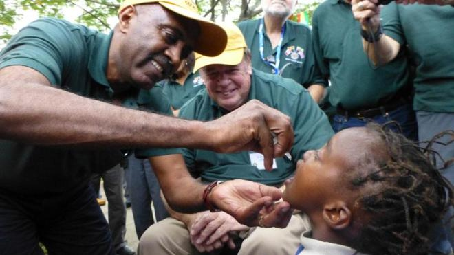 Nigeria recorded 46 new cases of polio recently, which made the WHO to delist the country from among nations that have eradicated the disease.