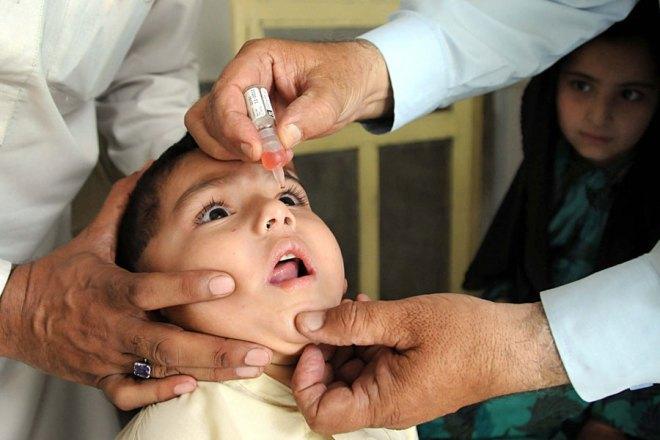 polio-drops