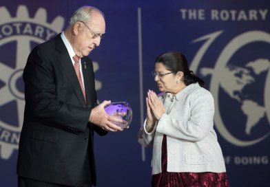 Rajashree Birla donates another $1 million to TRF