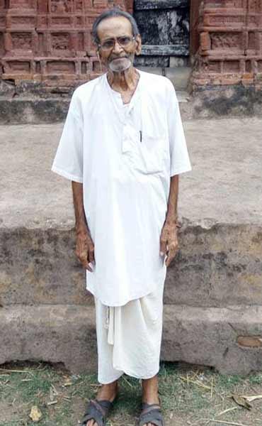 Gopaldas Mukherjee, the relentless crusader.