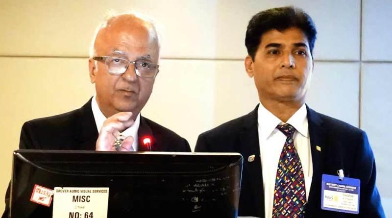 EMGAs Ashok Panjwani and K P Nagesh.