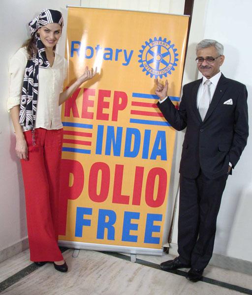 Deepak-polio