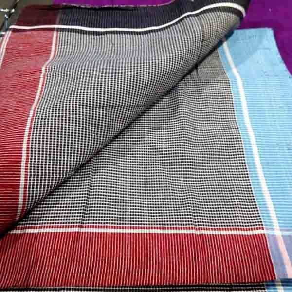 Patteda Anchu saree of North Karnataka.
