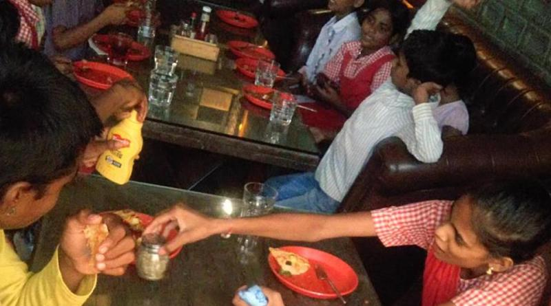 Eateries in Delhi-NCR are winning hearts by organising special drives for the underprivileged.