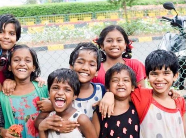 Generation Yuvaa, an NGO, is working to rescue and rehabilitate child beggars in Visakhapatnam. Photo: Yo! Vizag