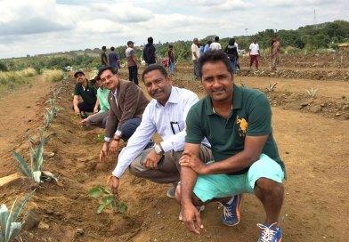 Making Bengaluru green