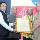 4-Way Test Award for Bunkar Roy