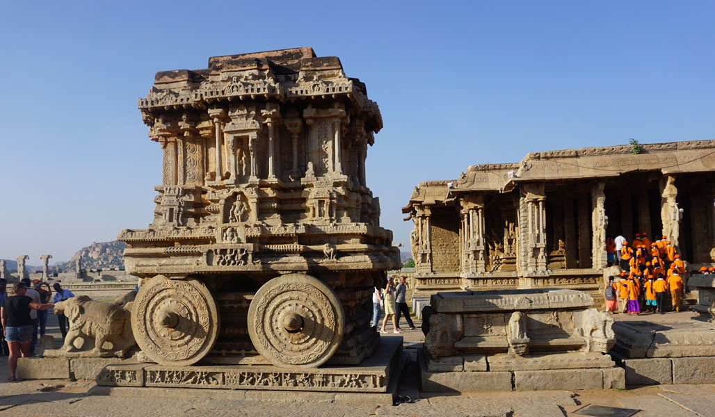 the breathtaking ruins of hampi rotary news