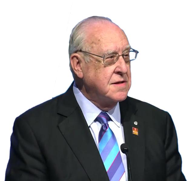 Past RI President John Germ