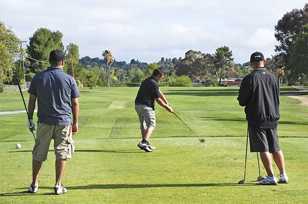 The golf tournament is run by an all-volunteer committee of Rotary members.