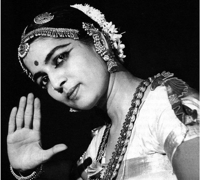 Rukmini Devi Arundale, founder of the Kalakshetra Foundation.
