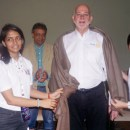 Rotaractors' date with RIPE Barry Rassin