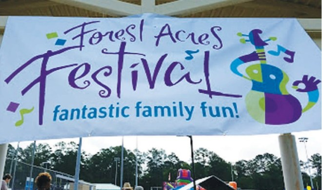 The annual Forest Acres Festival saw thousands of families walk through its gates. Photo: Submitted