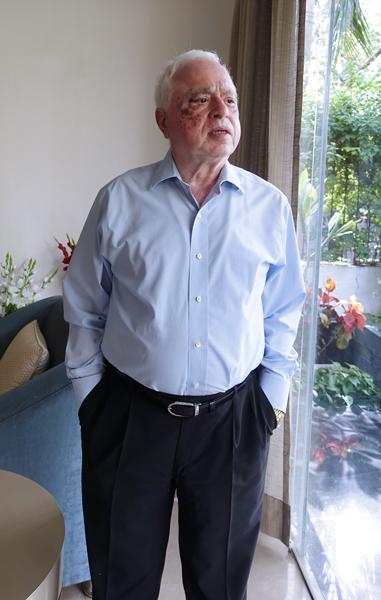 RI President Nominee-designate Sushil Gupta.