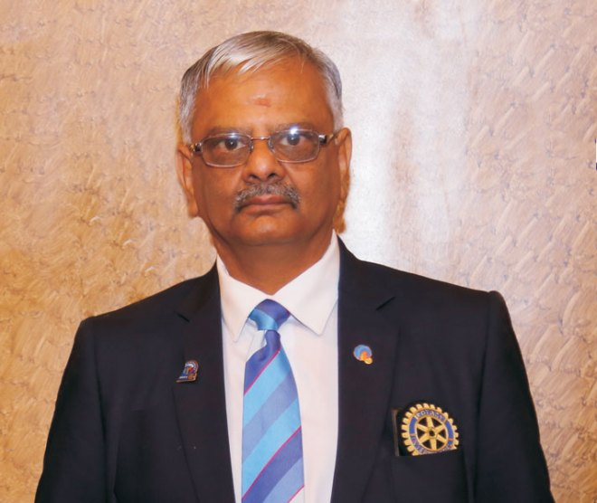 C R Chandrabob Chartered Accountant, RC Ranipet, D 3231