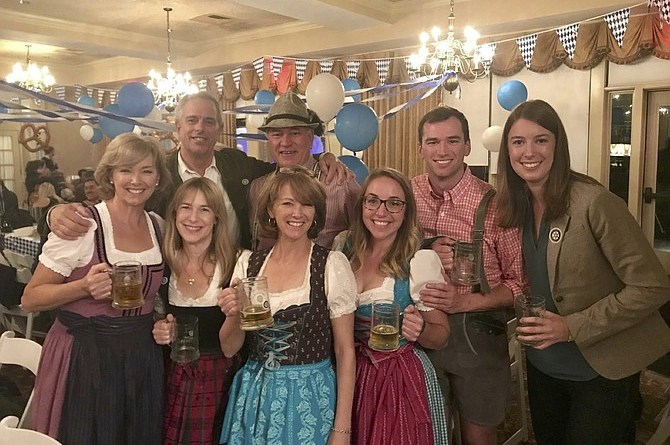 The unique taste and sounds of Bavaria will come alive with music, dance and German beer and food at the Oktoberfest.