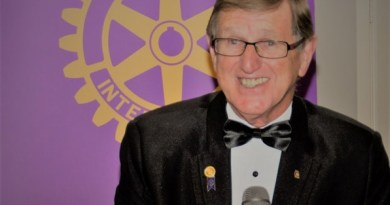 Tsawwassen Rotarian John Anderson has been selected as chair of the District 5040 vocational training team committee. Photo: Delta Optimist