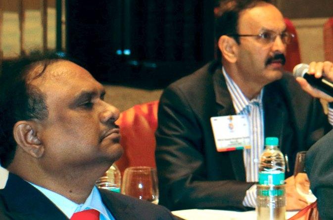 PDGs G Vasikaran and Deepak Purohit.
