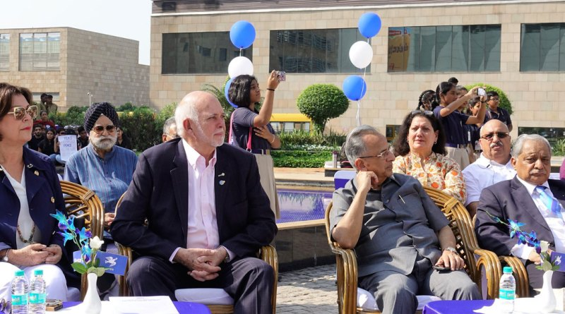 An RI President comes calling… to Chandigarh