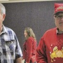 Arlington Rotary delivers food baskets