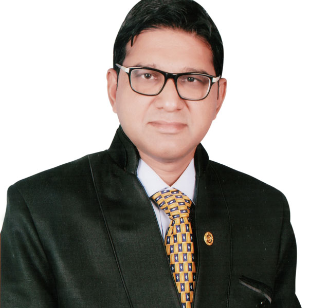 Deepak Jain, Educationist, RC Shamli, RI District 3100