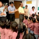 Rotary-Corporate tie-up enhances school experience