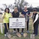 Rotary breaks ground on Habitat home