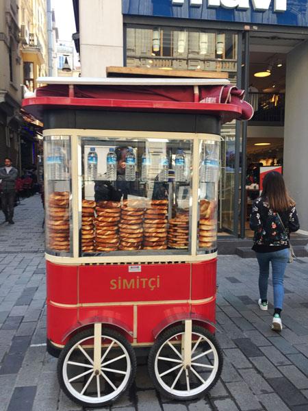 cart-selling-bread