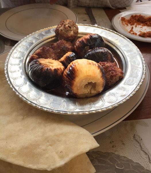 garlic-kebab