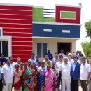A Rotarian's dream creates a Rs.8 crore-housing project for Irulas in Tamil Nadu