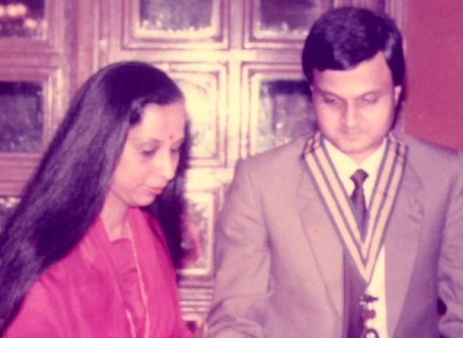 Haseena and Vahanvaty.