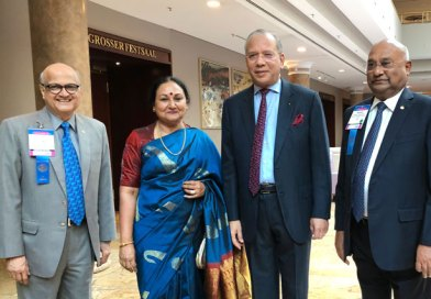 South Asian Rotarians  doing exemplary work: President Barry Rassin