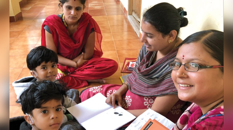 RC Mysore West's pioneering work for children with hearing loss