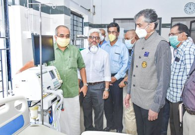Kerala Rotarians focus on hospital equipment to fight pandemic
