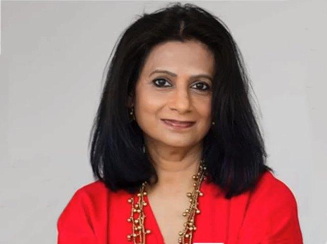 Rajshree Pathy, chairperson and managing director, Rajshree group of companies.