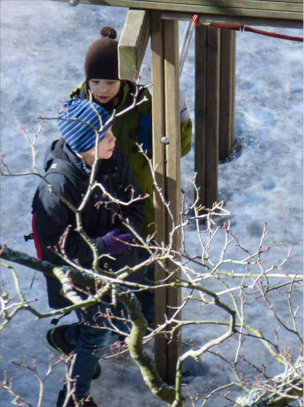 A picture taken in Helsinki in 2013 during a safer era is yet symbolic of the times our world would face in 2020.