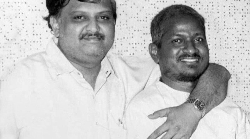 SP Balasubrahmanyam and music director Ilayaraja, a legendary duo.