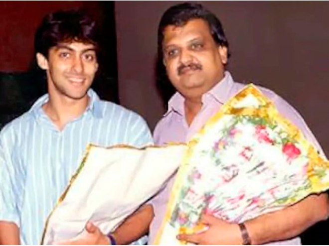 SPB with Salman Khan.